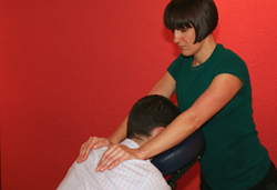 Chair Massage New To Sundial Clinics