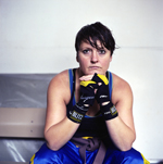 Female Fighters 05 Oct - 18 Nov.  A photography exhibition by Amelia Shepherd at Sundial