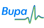 Bupa accpeted