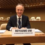 Matthew attends WHO Health Assembly