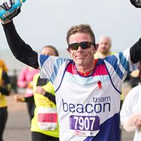 Sundial ready for Brighton Half Marathon