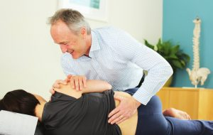 low back treatment, chiropractor Brighton