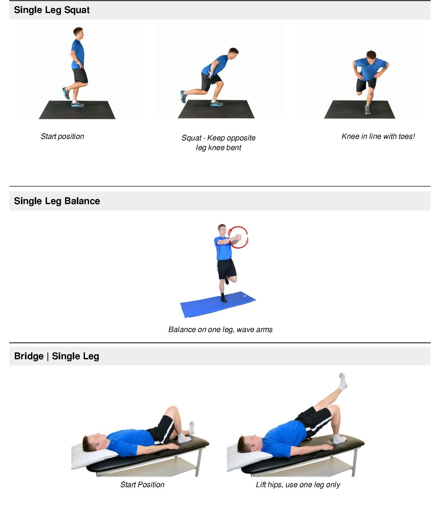 Off Season Ski Exercises 1