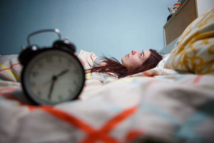 Poor sleep leads to back pain