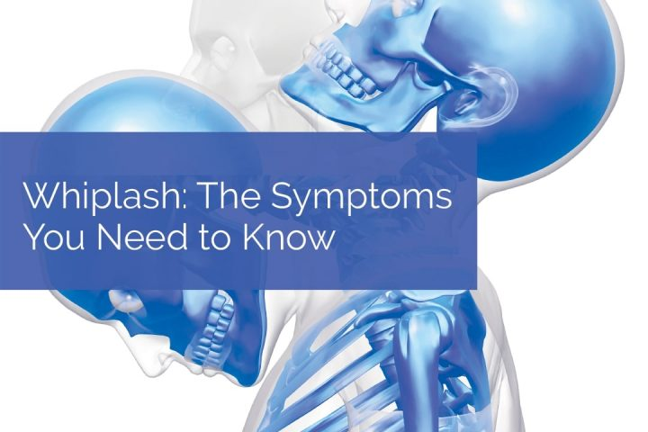 Whiplash: The Symptoms and How to Find Relief