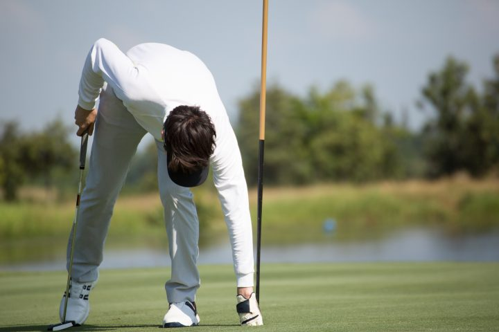The 3 Best Exercises to Avoid Back Pain on The Golf Course